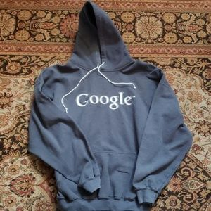 GOOGLE pullover hoodie size 2X